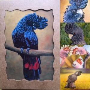 Cockatoo Greeting Cards
